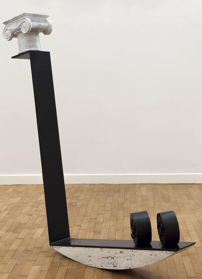 Emmanuele De Ruvo, 'Anachronism', 2016