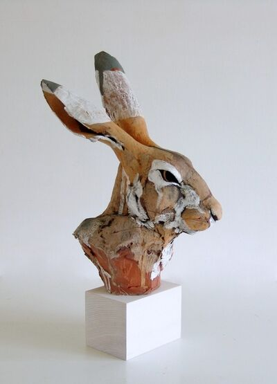 Nichola Theakston, 'Hare Head', 2016
