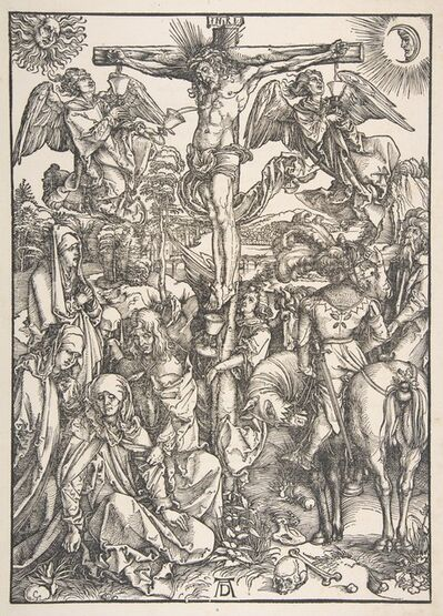 Albrecht Dürer, 'The Crucifixion, from The Large Passion', 1471-1528