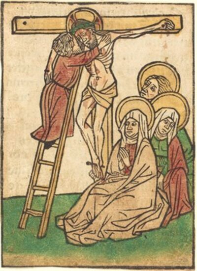 Ludwig of Ulm, 'The Descent from the Cross'