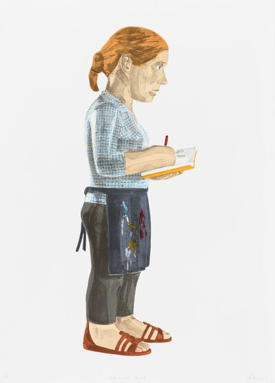 Claudette Schreuders, 'Note to Self: ll', 2017