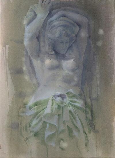 Fides Becker, 'Büste', 2009