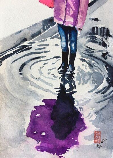 Brigitte Yoshiko Pruchnow, 'Puddle', 2017