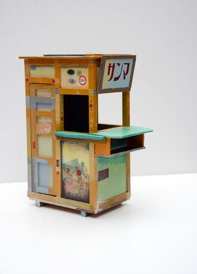 Jake Tilson, 'Pacific Saury Cashier's Booth, Tsukiji', 2019