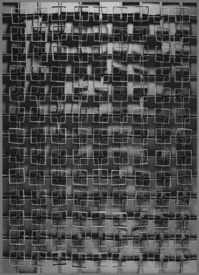 Christiane Feser, 'Partition 71', 2016