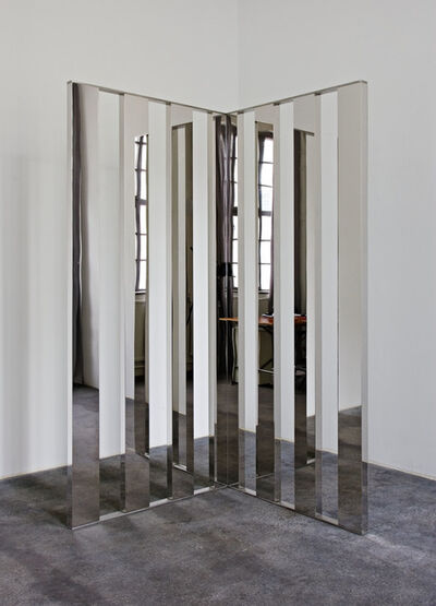 Jeppe Hein, 'Mirror Angle Fragments', 2008