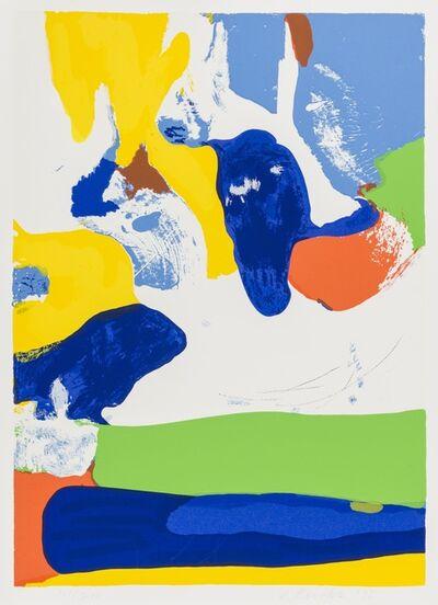 James Brooks (1906-1992), 'Concord (from America: The Third Century Portfolio)', 1975