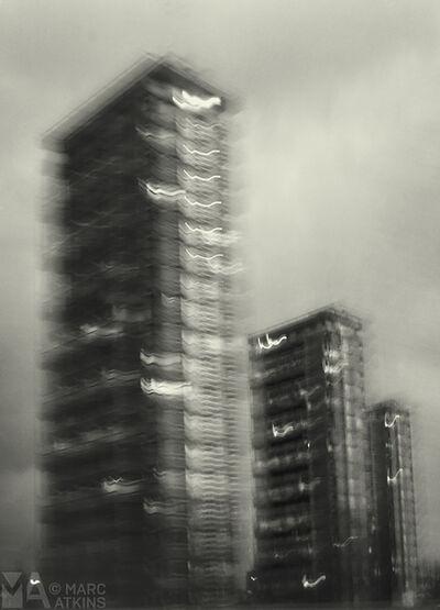 Marc Atkins, 'Tower Blocks 3', 1999