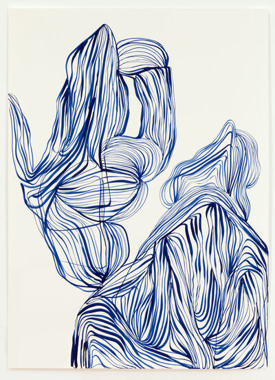 Tanya Ling, 'Line Painting (02960)', 2015