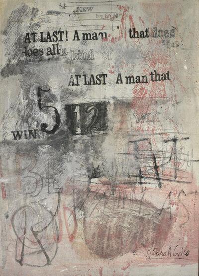 Sarah Grilo, 'Untitled', 1965