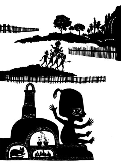Andrea Dezsö, 'Grimm Illustrations: The Elves', 2014