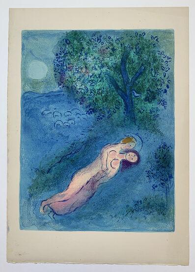Marc Chagall, 'Philetas's Lessons', 1961
