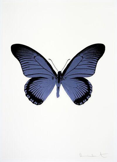 Damien Hirst, 'The Souls IV - Cornflower Blue/Raven Black', 2010