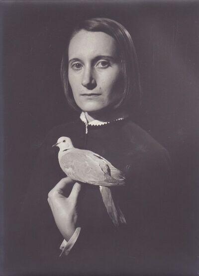 Agnès Varda, 'Jeune fille à la tourterelle', 1954