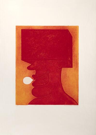 Sergio Gonzalez-Tornero, 'Que', 1970