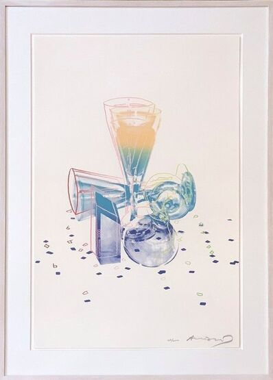 Andy Warhol, 'Committe Champagner', 1960-1970