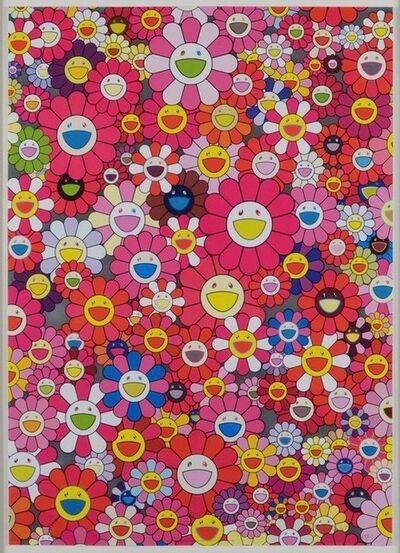 Takashi Murakami, 'AN HOMAGE TO MONOPINK, 1960 B', ca. 2012