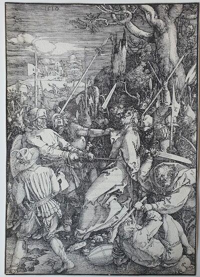 Albrecht Dürer, 'The Betrayal of Christ', 1510