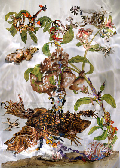 Dominique Paul, 'Insects of Suriname 21', 2014