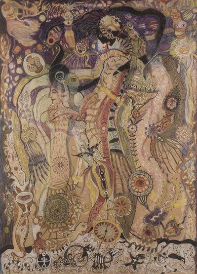 Solange Knopf, 'La Danse des Esprits', 2015