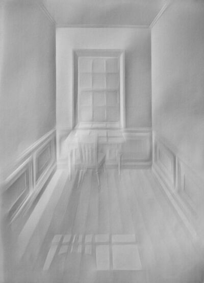 Simon Schubert, 'Untitled (Light on Desk II)', 2015