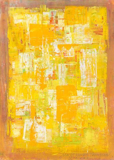 Margot Voorhies Thompson, 'Desert Spring, Borrego', 2020