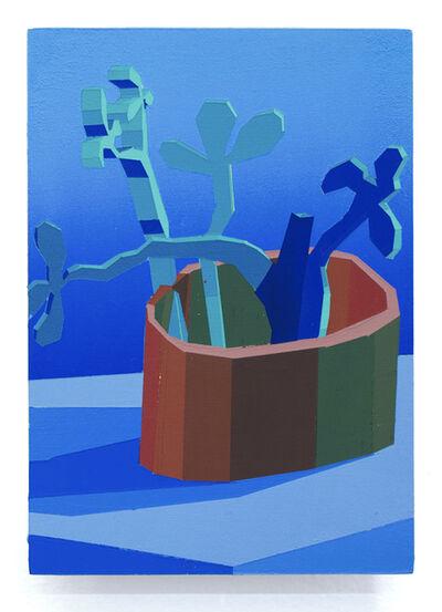 Jonathan Chapline, 'Potted Plant', 2019