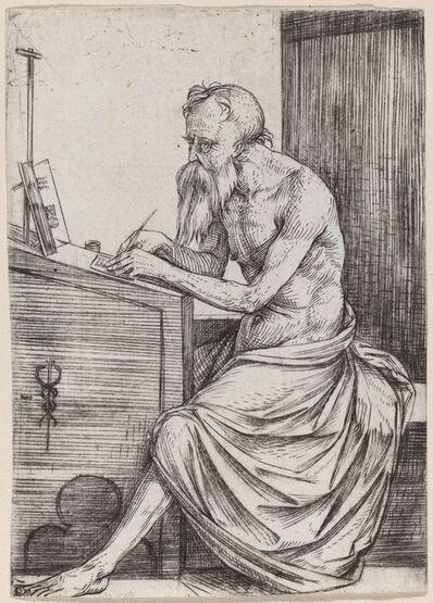 Jacopo de' Barbari, 'Saint Jerome', ca. 1501/1504
