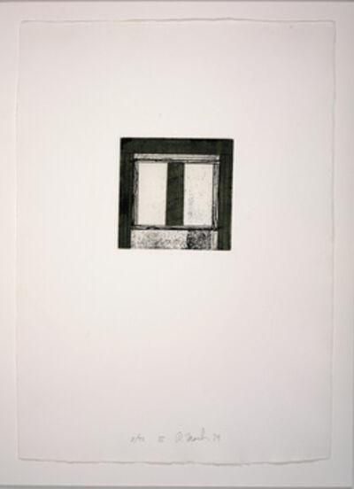 Brice Marden, 'Focus III', 1979-1980