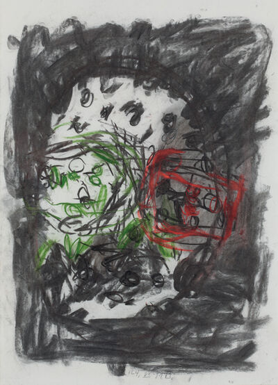 Georg Baselitz, 'Untitled', 1991