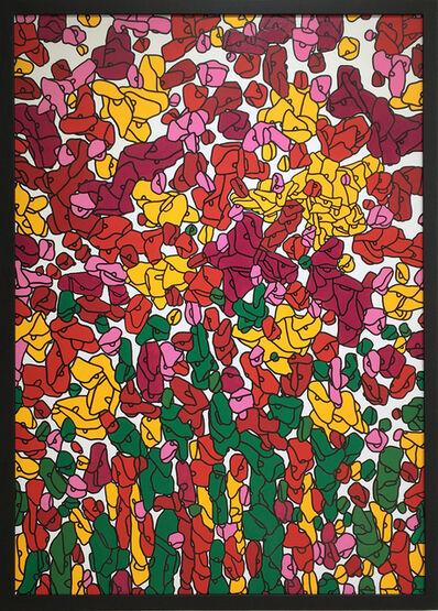 Jayson Atienza, 'Bloom Field', 2016
