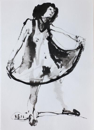 Konstantin Batynkov, 'Model 3', 1990