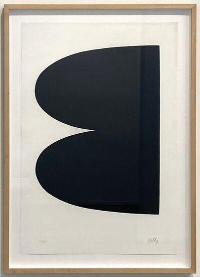 Ellsworth Kelly, 'Black (Axsom 4)', 1964-1965