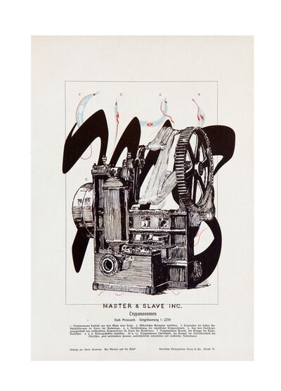 Thomas Feuerstein, 'Master & Slave', 2012