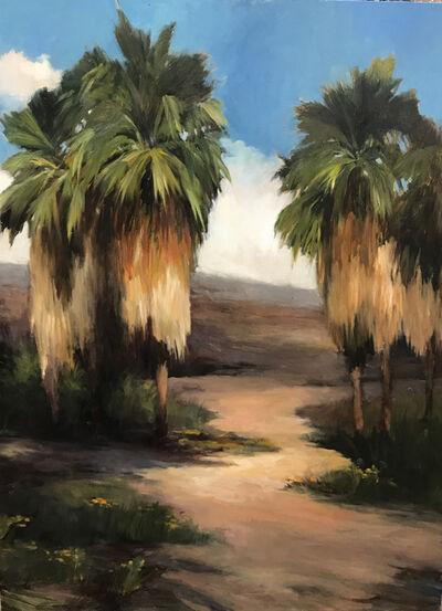 Scott Yeskel, 'Palm Path', 2017