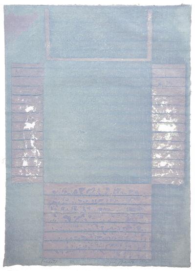 Virginia Jaramillo, 'Foundations 312', 1982