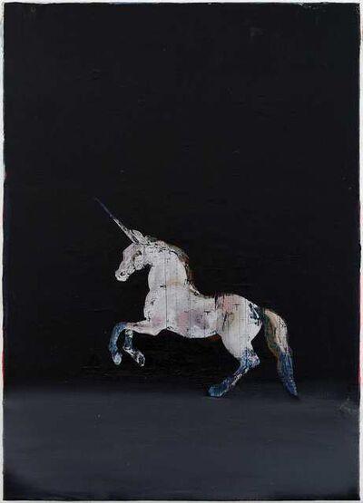 Rayk Goetze, 'Unicorn (Diptych)', 2020