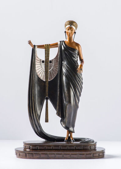 Erté (Romain de Tirtoff), 'Sophisticated Lady', 1980