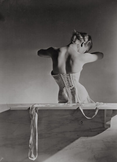 Horst P. Horst, 'Corset by Detolle for Mainbocher', 1939
