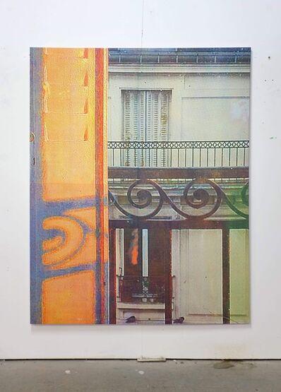 Baptiste Caccia, 'Fenêtre rue de Panama', 2019