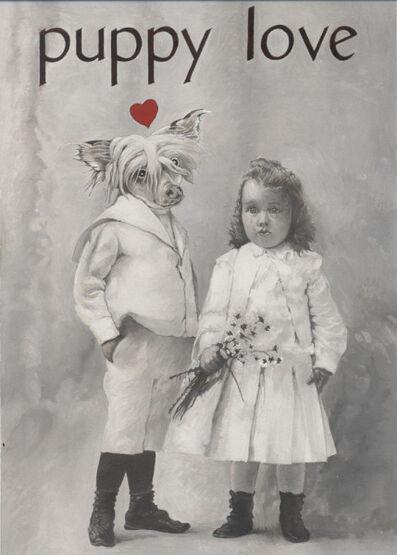 Malcolm Bucknall, 'Puppy Love ', 2013