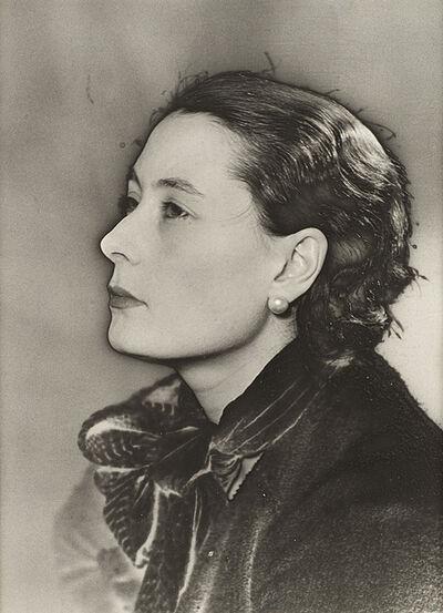 Man Ray, 'Femme, dal portfolio 'Femmes'', 1981