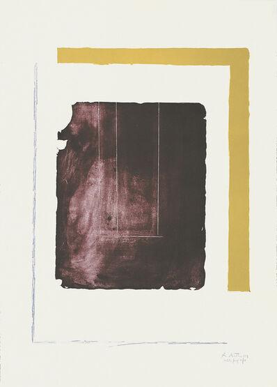 Robert Motherwell, 'The Celtic Stone', 1971
