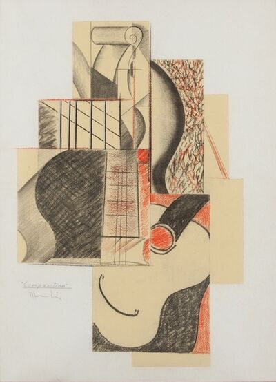 Aldo Mondino, 'Composition'
