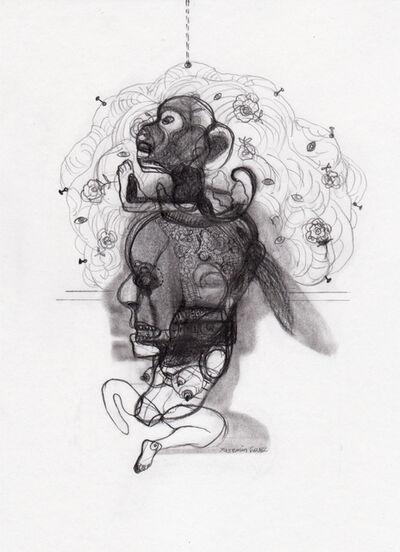 Yasemin Senel, 'Monkeys 4 (Monkeys series)', 2019