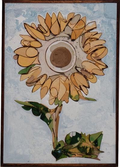 Ugo Schildge, 'Sunflower 43/50', 2020