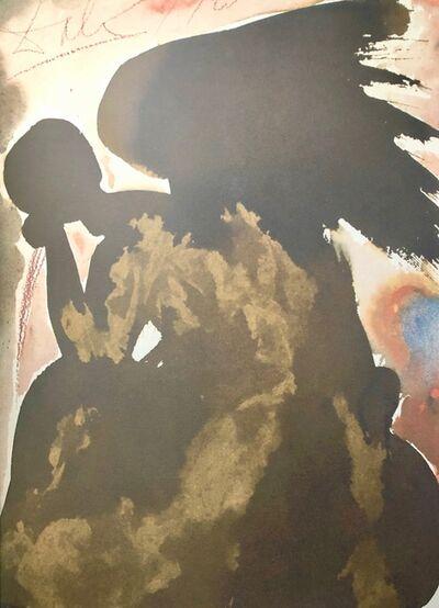 Salvador Dalí, 'And Satan Also Was Present Among The Sons Of God, 'Inter Filios Dei Affuit Etiam Satan', Biblia Sacra', 1967