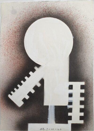 David Smith (1906-1965), 'Untitled', 1963