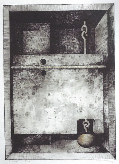 Marcelo Bonevardi, 'Divinatory Box', 1976