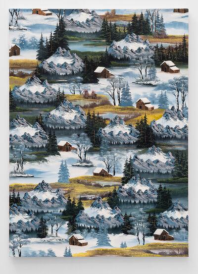 Neil Raitt, 'Icecap Mountain (Winter Cabin Edit)', 2017